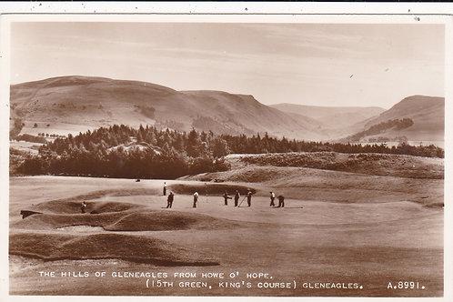 Gleneagles King's Course Ref.507 C.1930s