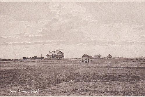 Deal Golf Links & Club House.Ref 317 C.1926