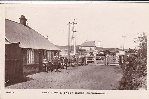 Sheringham G.C.R/way Halt Ref.1623 C.Ea.1910