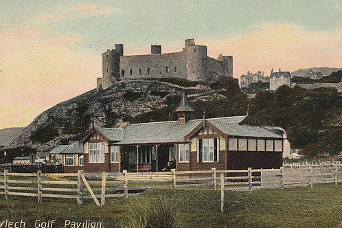 Harlech Golf Pavilion Ref.2417 C.Pre 1914