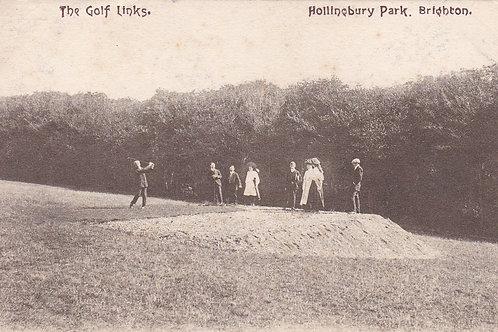 Hollingbury Park Golf Course  Ref.072a C.1914-18