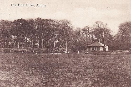 Antrim Golf Pavilion & Links Ref.1943 C.Ea 1900s