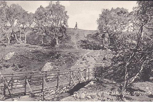 Kingussie Golf Course  Ref.1703 C.1915-18