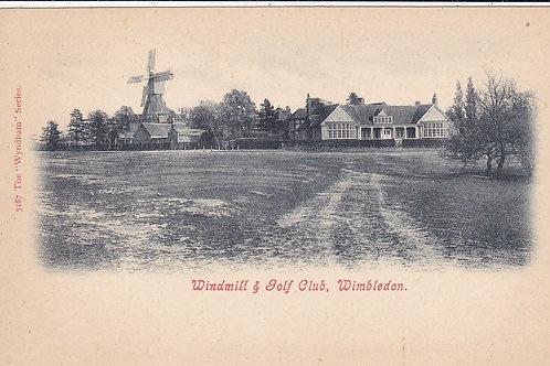 Wimbledon Golf Pavilion C.Pre 1914 Ref.569