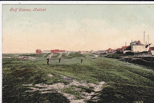Redcar Golf Links Ref 241C.1905