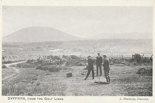 Dyffryn Golf Links Nr. Barmouth Ref.2726 C.pre 1914