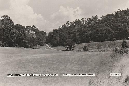 Hawkstone Park Golf Course & Hotel Ref.2506 C.1960s