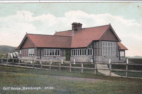 Bamburgh Golf Pavilion Ref.1492 C.1906