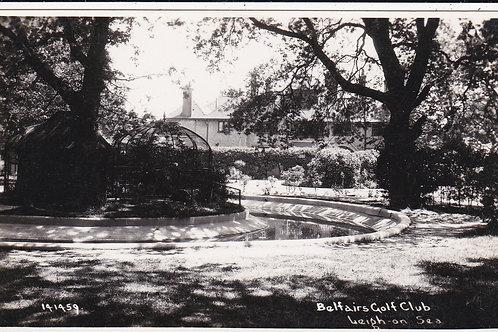 Belfairs Golf Club. Ref 1010 C.19- -