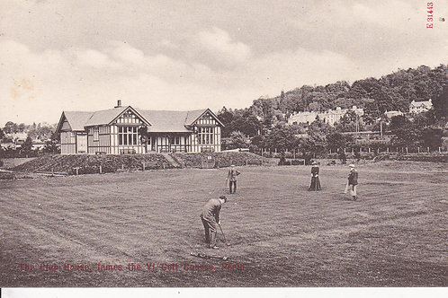 King James Vl Golf Course Ref.1577 C.Pre 1914