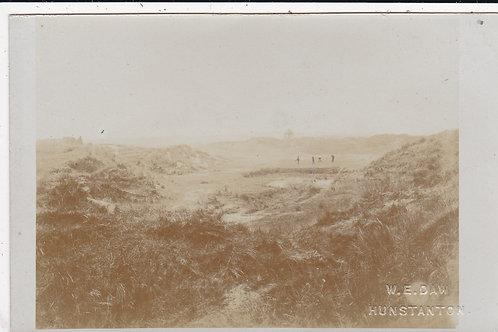 Hunstanton Golf Links.Ref.031C.E.1900s
