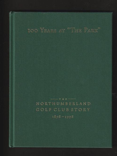 Gosforth Park Golf Club History Ref.GB. 883