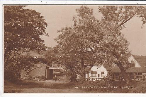 Caldy Golf Club House,Cheshire  Ref.1418 C.pre 1916 C.1916