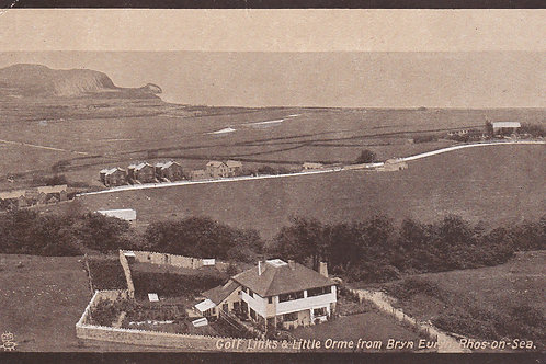 Great Orme Golf Links.Ref 367 C.19