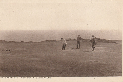 Castletown Golf Links Ref.2431 C.Ea 1900s