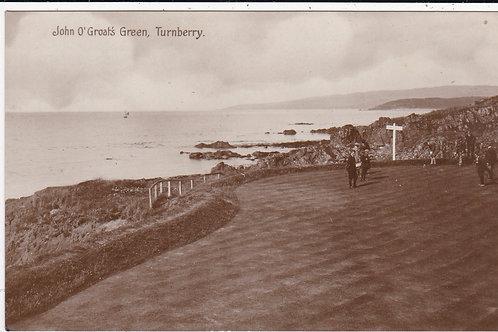 Turnberry Links,John O,Groats Ref.237 C.1910-18