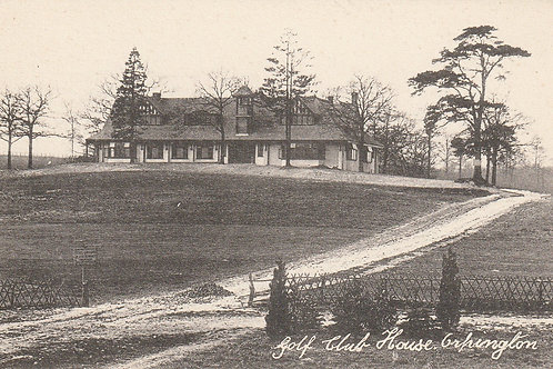 Orpington Golf House Ref.2366 C.1910-17