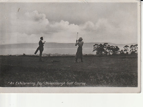 Helensburgh Golf Course Ref.2282a C.1913