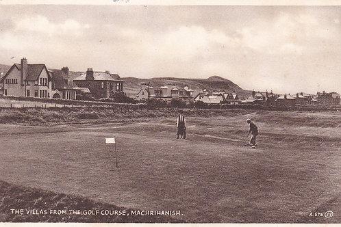 Machrihanish Golf Links & Villa's Ref.1945 C.1930
