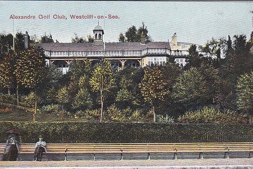Alexander Golf Club Ref.857 C.Pre 1914