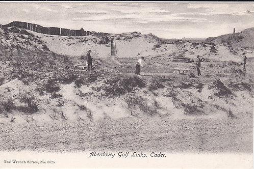 Aberdovey Golf Links Ref.1585 C.1903-06