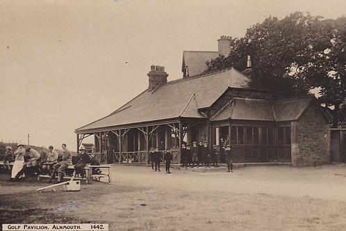 Alnmouth Village Club Golf Pavilion C.Ea 1900 Ref.1372a