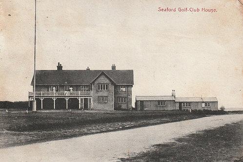 Seaford Golf House,Sussex Ref.2436 C.1914