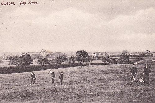 Epsom Golf Course C.Pre 1914 Ref.546a