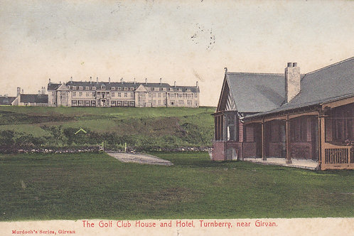 SOLD>Ref.072.Turnberry Club House.Ref 072.C.1903,5,9 ?