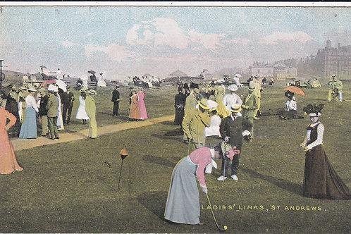 St Andrews Ladies Course Ref.715 C.1905-10