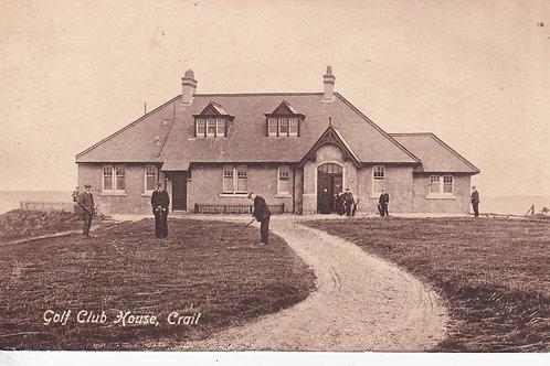 Crail Golf Pavilion Ref.1461 C.1914-20