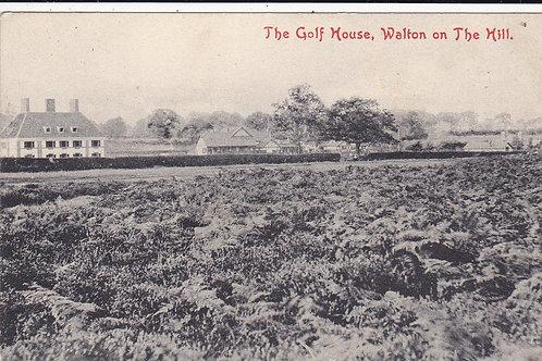 Walton-on-The Hill (Heath) Ref.1520 C.1909