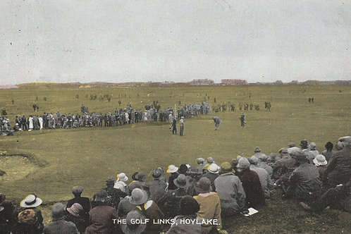 Hoylake Golf Links Ref.2338 C.1926