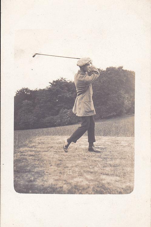 Alex Bishop Golf Professional Ref.850