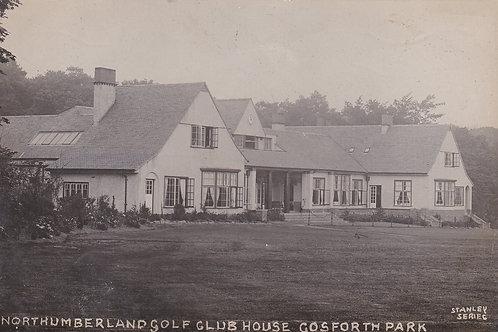 Gosforth Golf Pavilion C.Ea1900sRef.754a