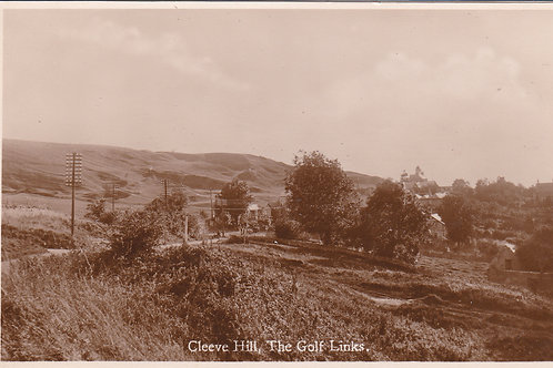 Cleeve Hill G.C.Ref.1669 C.19