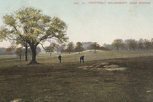 Killermont Golf Course Ref.2635 C.pre 1914
