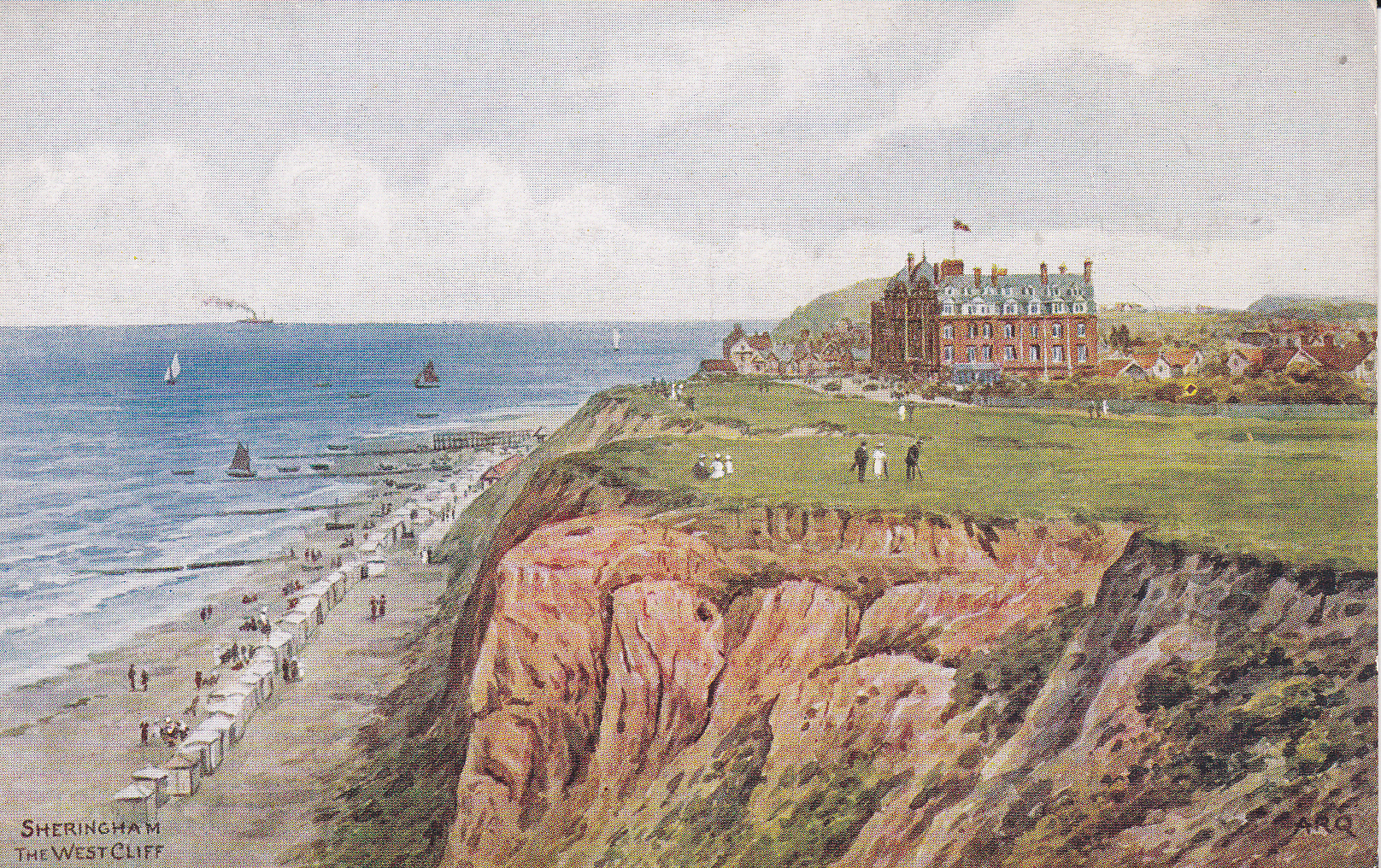 Sheringham Golf Links, Norfolk