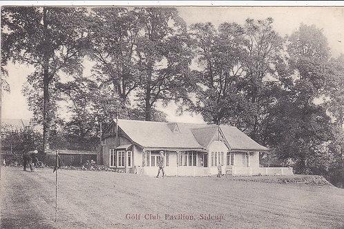Sidcup Golf Pavilion Ref.1613 C.Pre 1914