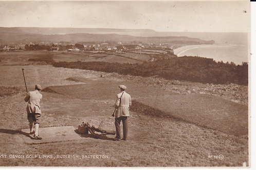 East Devon Golf Links Ref.1574 C.1920s