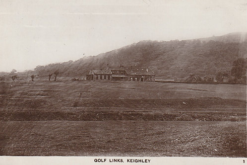 Keighley Golf Club House Ref.2355 C.1927