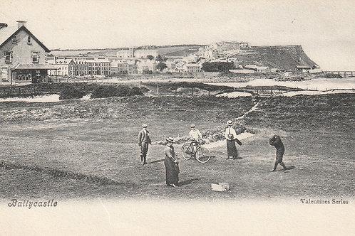 Ballycastle Golf Links P/card Ref.2740 C.1905-10