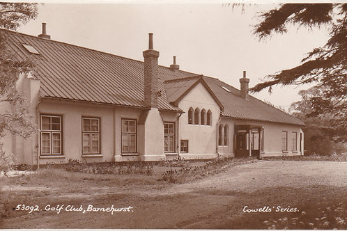 Barnehurst Golf Club House.Ref 732. C.Early 1925-30