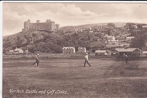 Harlech Golf Pavilion & Links Ref 1212 C.1908