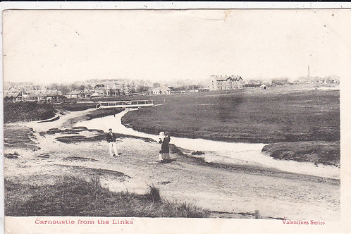Carnoustie from the Links C.1904 Ref.363