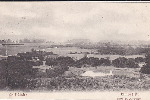 Limpsfield Links Ref.570 C.1905