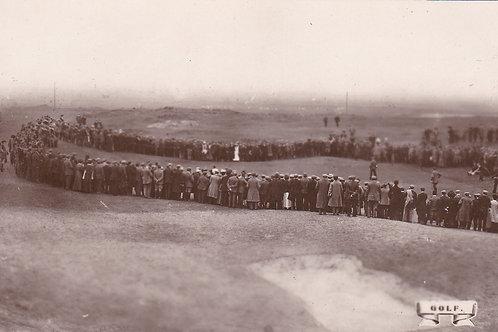 Braid & Massy at Deal Exhibition match C.1907. Ref 836