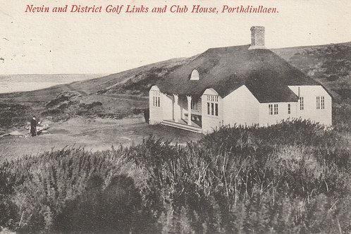 Nefyn Golf Club House,Porthdinllaen Ref.2701 C.1909