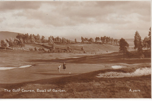Cromer Golf Links Ref.1944 C.1913