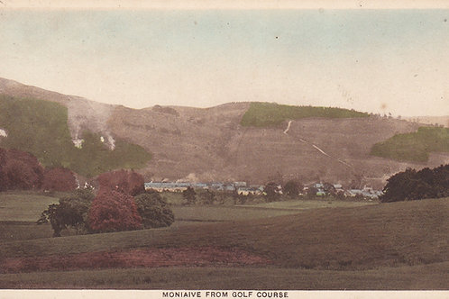 Moniaive from The Golf Links,Dumfries.Ref.276 C.19